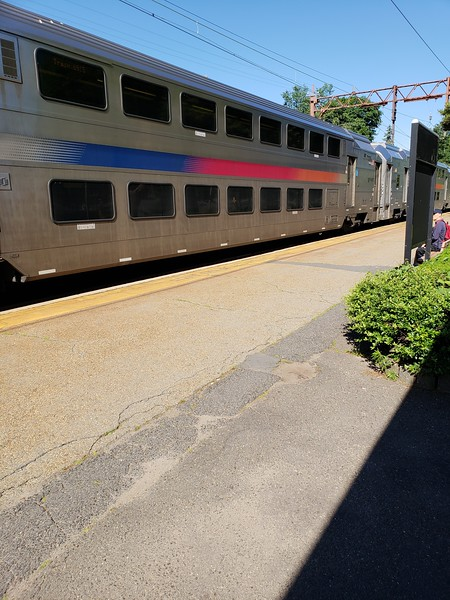 Jill's Train
