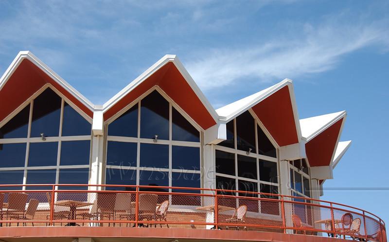 Old Howard Johnson's sky restaurant, Asbury Park
