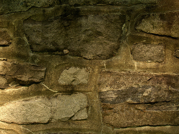 Stonework on Tinicum Barn