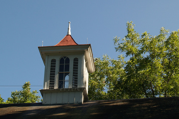Turret on Tinicum Barn