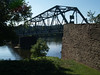 from Frenchtown side of Bridge
