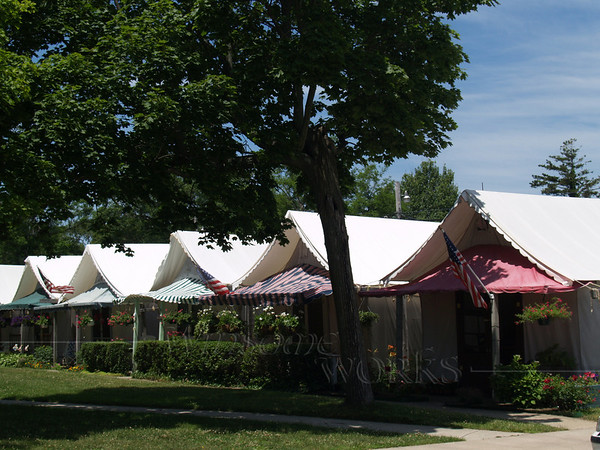 """more """"Tent Houses"""""""