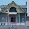 Gingerbread houses, Ocean Grove NJ   [Edit PM - LtStSh - Sq]]