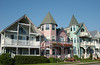 Ocean Grove, the Town : The Nikon went to OG for the first time... these are some of its town-side shots, including the famed gingerbread homes of the Victorian era.