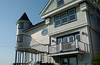 The curvy house in Ocean Grove, a Victorian revival