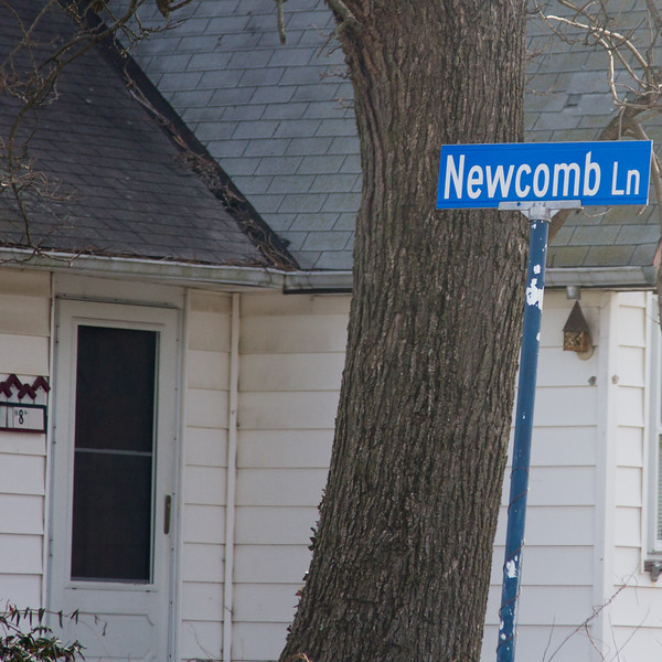 Newcomb was my maiden name.