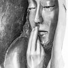 The Chamber of Internal Dialogue<br /> Seward Johnson<br /> Edvard Munch's 'The Scream' and the second suggested by Johnson's homage to Odilon Redon's 'Silencio'. The fierce intensity of 'The Scream' offers direct contrast to its counterpart the