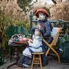 Family Secret<br /> Seward Johnson<br /> based on Auguste Renoir painting 'On the Terrace'