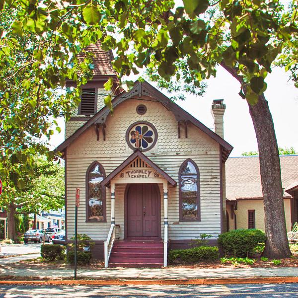 Thornley Chapel, Ocean Grove, NJ