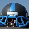The Philadelphia Soul supports a run and entertainment in Stone Harbor, NJ.