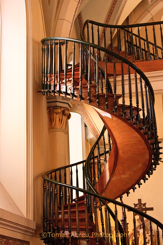 Miraculous Stair, Loretto Chapel, Santa Fe