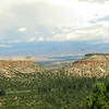 Mesas near Los Alamos