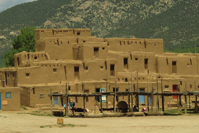 Taos Pueblo, continuously inhabited for >1000 years
