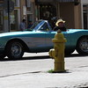 car show at Santa Fe
