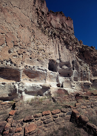 Ancient Dwellings, Bandalier NM
