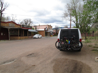 New Mexico, April 2