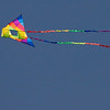 A colorful kite.