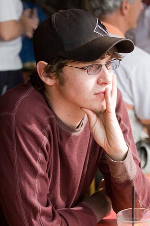 Pensive Marc Andrew