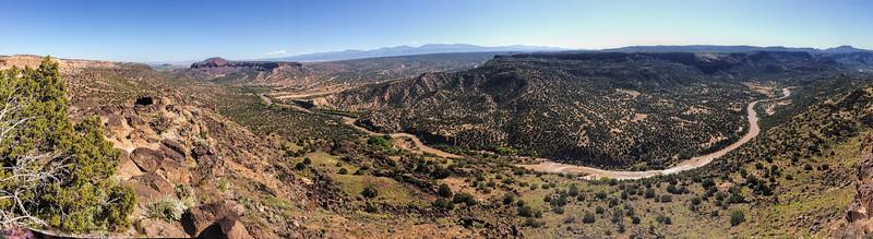 Chama River Valley, Abiquiu, NM