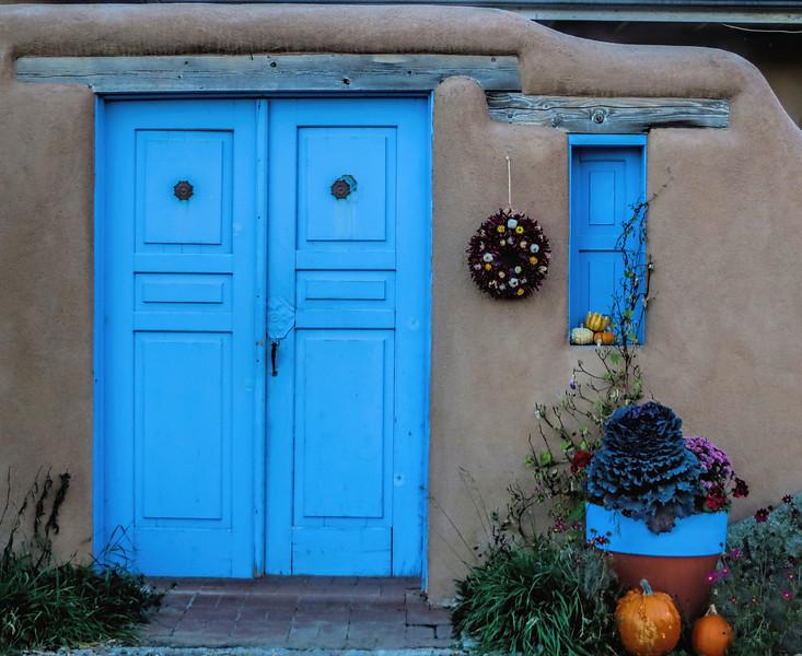One of many beautiful doors