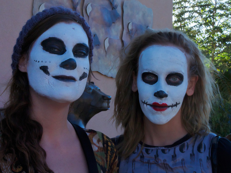 Living the Day of the Dead
