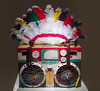 "Clever Native 'boombox"" at Museum of Contemporary Native Arts, Santa Fe"