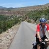 I think Ken would have preferred to skip Bandelier, it was a pretty hot ride back out of the canyon.