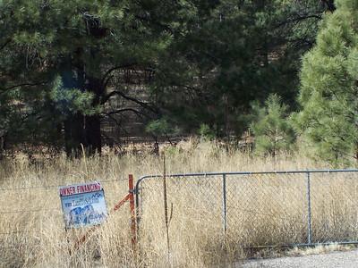 5 acres near Las Vegas, NM.