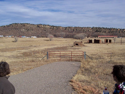 Another view of the ten acres in Buena Vista.