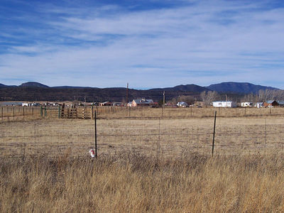 A view from the middle of Rainsville where we looked at an 18-acre and 8-acre property.