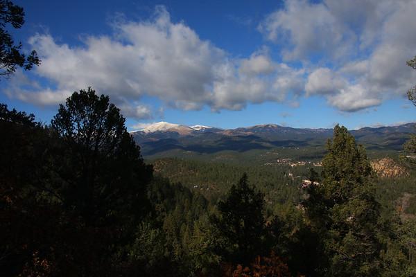 New Mexico-  November 2008