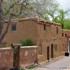 Oldest house in USA, Santa Fe, ca 1646.