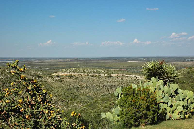 View From Living Desert Zoo - Carlsbad