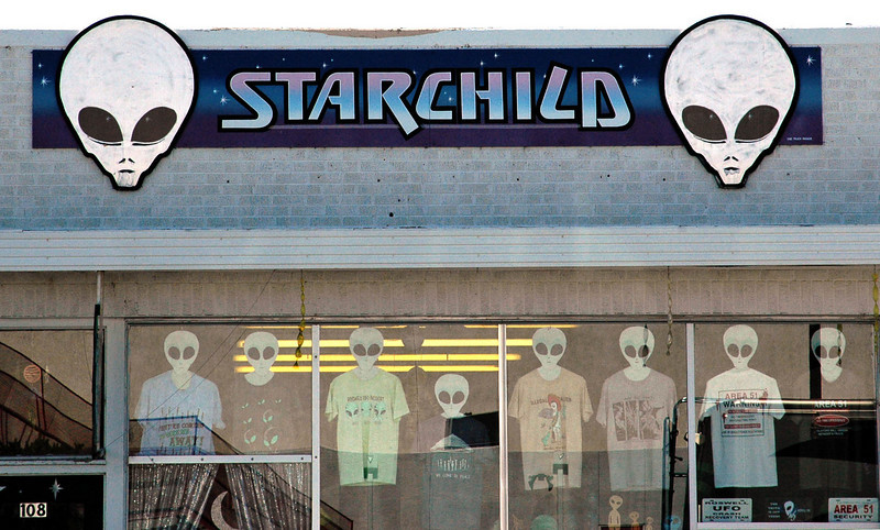 Alien Artifacts - Roswell New Mexico