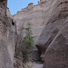 Awesome slot canyon at Kasha-Katuwe Tent Rocks National Monument