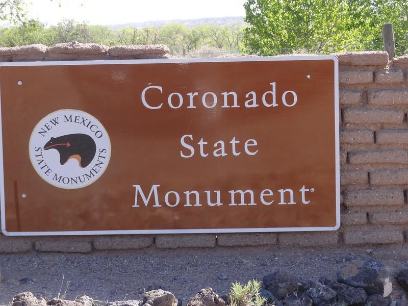 Coronado State Monument
