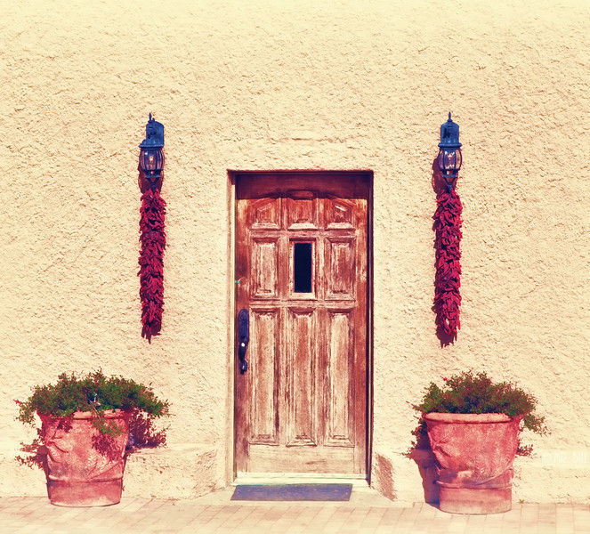 Doorway in Las Cruces