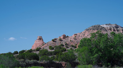 Pink Rocks near Chimayo