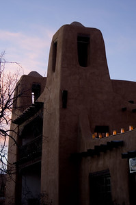 Santa Fe one of America's great art and culinary capitals. Museum of Fine Arts