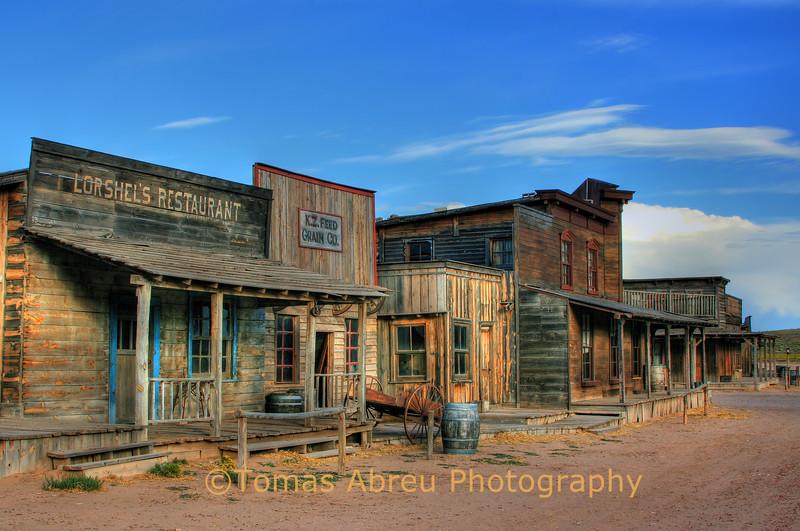 Bonanza Creek Movie Ranch