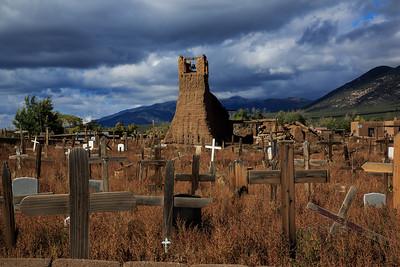 The original San Geronimo Church - c.1619