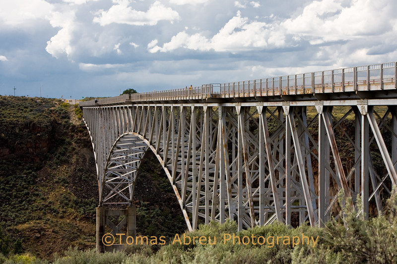 Bridge over Rio Grande Gorge