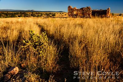 Morning Ruins