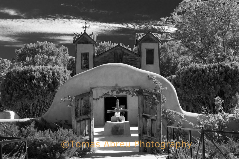 Santuario de Chimayo Shrine, Chimayo, New mexico