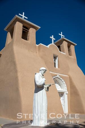 Taos Mission