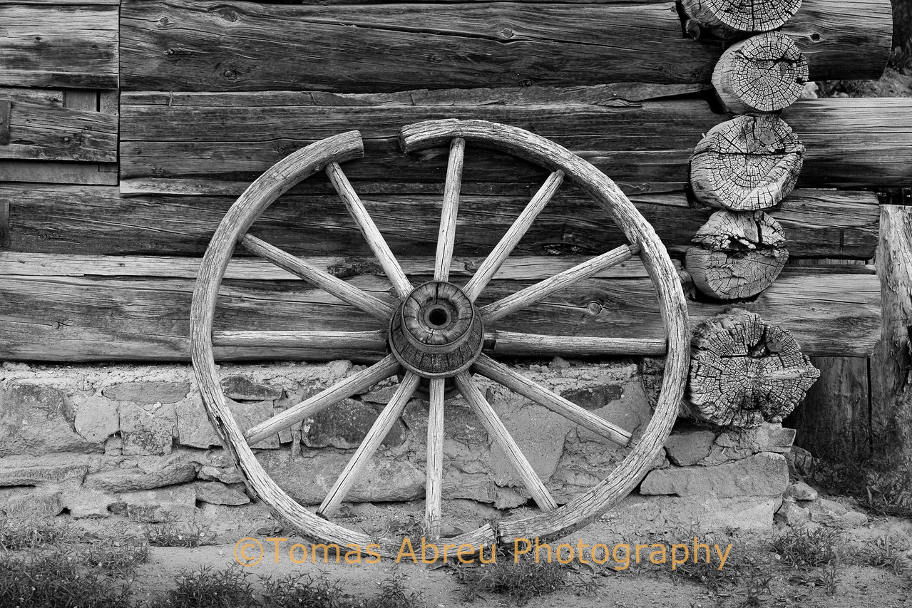 Wagon Wheel, Rancho Las Golondrinas