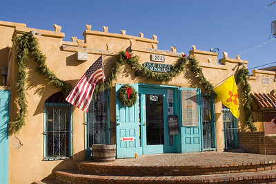 For almost three centuries Old Town has been the crossroads of the Southwest, now it is a Historical Zone of the City of Albuquerque and home for many families whose ancestors founded the town.