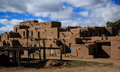 Taos Pueblo                                                                                                             1,000 years old                                                                                               UNESCO World Heritage Site