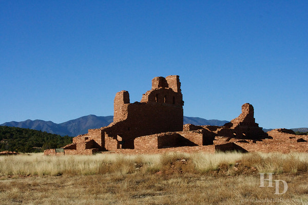 Mission of San Gregorio de Abo, New Mexico
