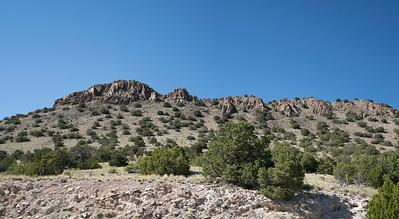 Desert near Golden